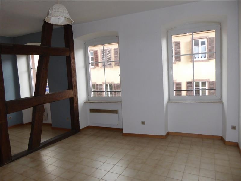 Sale apartment Saverne 69 000€ - Picture 1