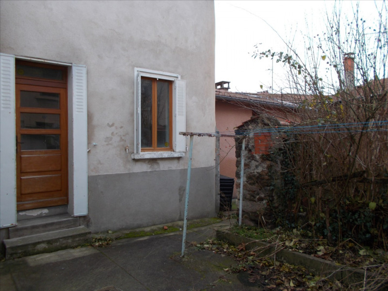 Sale house / villa Saint-symphorien-sur-coise 119000€ - Picture 2