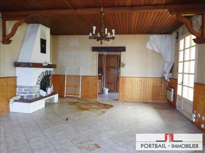 Sale house / villa St ciers sur gironde 99000€ - Picture 2