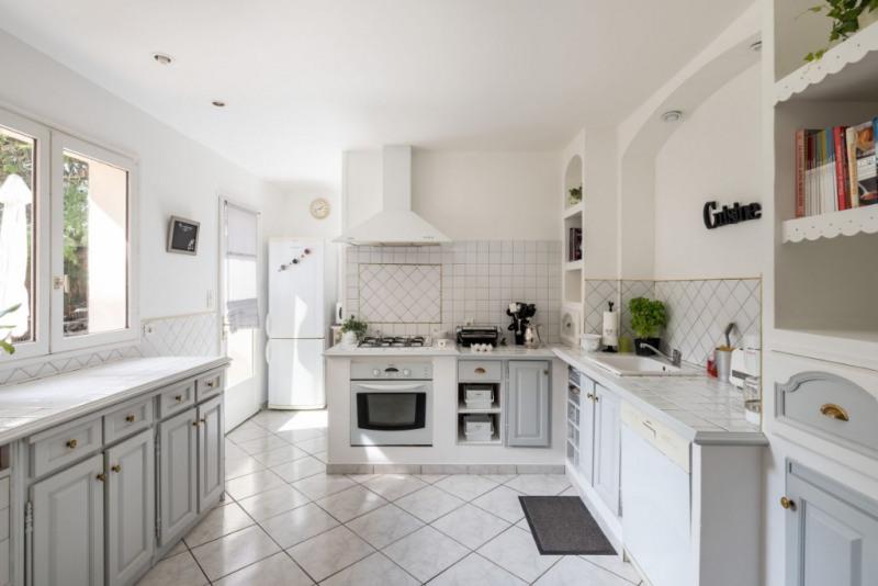 Vente maison / villa Saint laurent de mure 415000€ - Photo 9