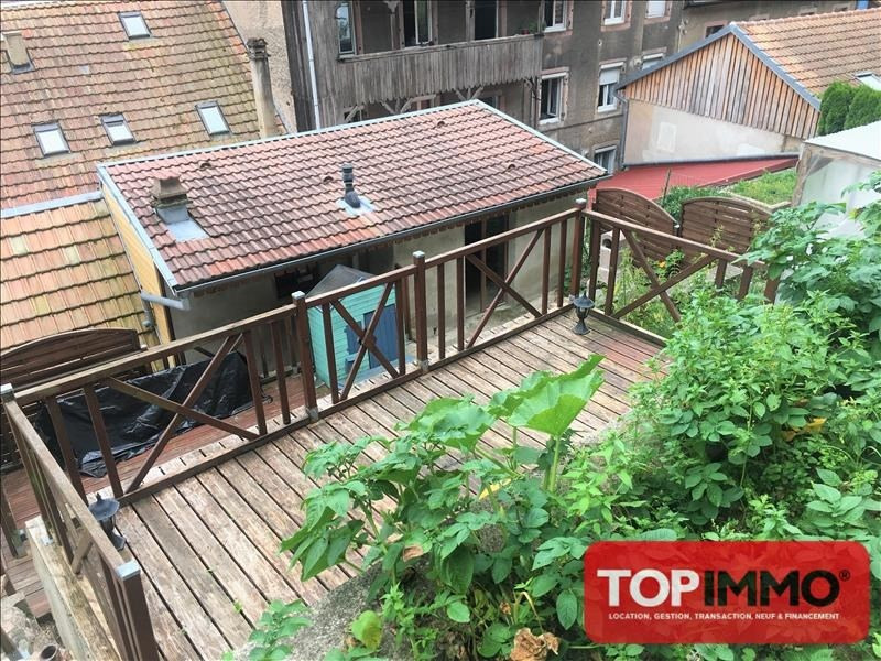 Vente appartement Ste croix aux mines 81000€ - Photo 6