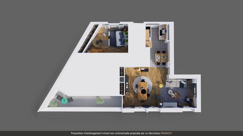 Vente appartement La mulatiere 158000€ - Photo 13