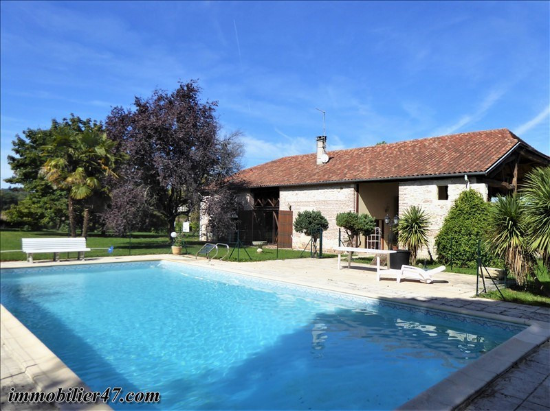 Sale house / villa Castelmoron sur lot 335 000€ - Picture 3