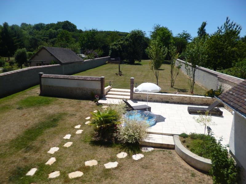 Revenda casa Charpont 393000€ - Fotografia 8