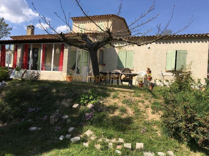 Lijfrente  huis Vinon-sur-verdon 120000€ - Foto 1