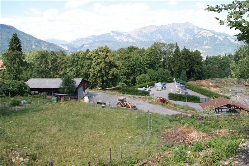 Vente terrain Mont saxonnex 96 000€ - Photo 5