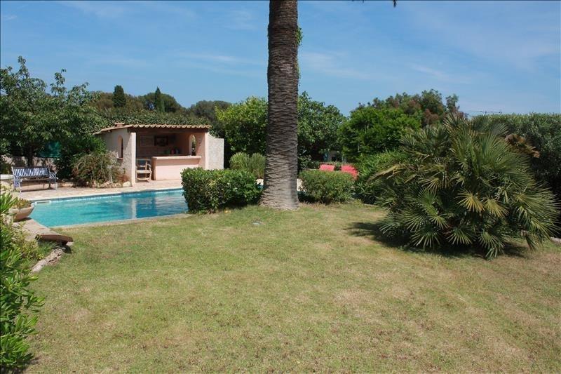 Vente de prestige maison / villa Les issambres 840000€ - Photo 3