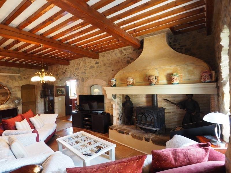 Immobile residenziali di prestigio casa Uzes 897750€ - Fotografia 13