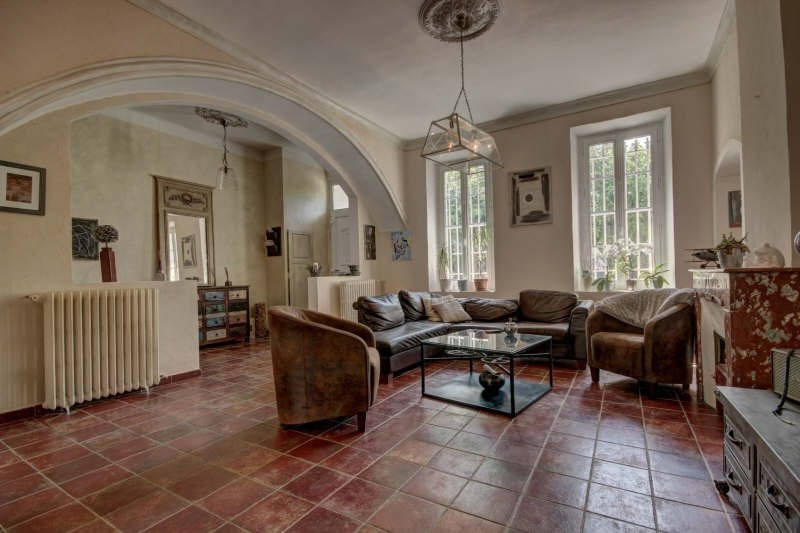 Vente de prestige maison / villa Gemenos 815000€ - Photo 1