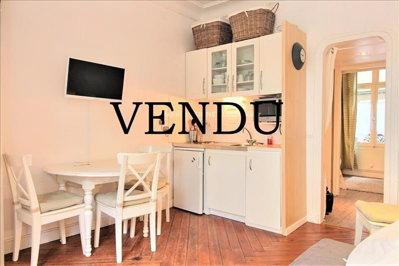 Sale apartment Trouville sur mer 130 000€ - Picture 2