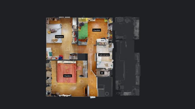 Vente maison / villa Jonage 330000€ - Photo 11
