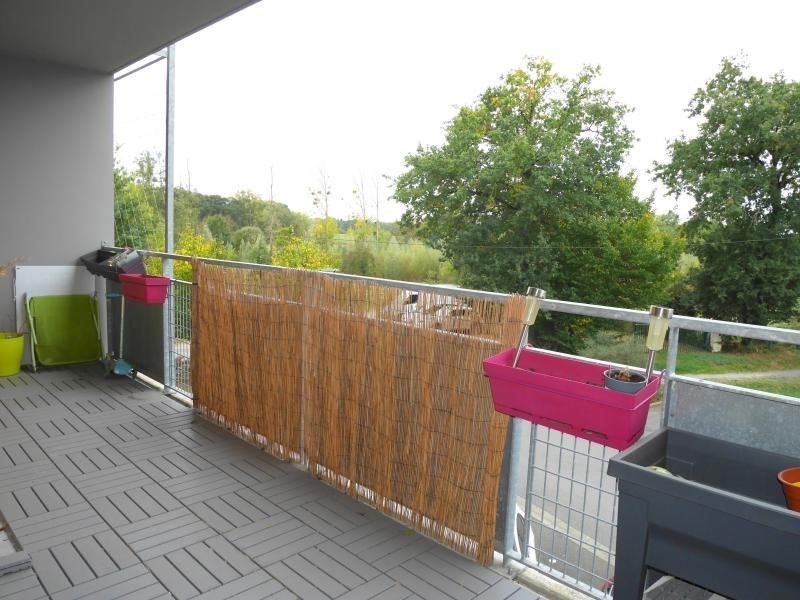 Vente appartement Mordelles 147500€ - Photo 1