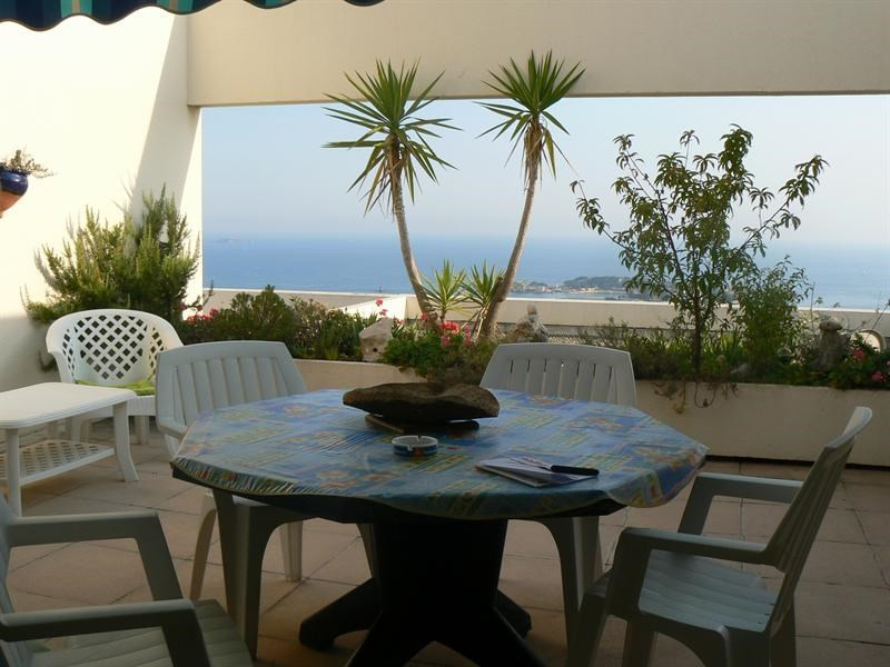 Vacation rental apartment Bandol 510€ - Picture 1