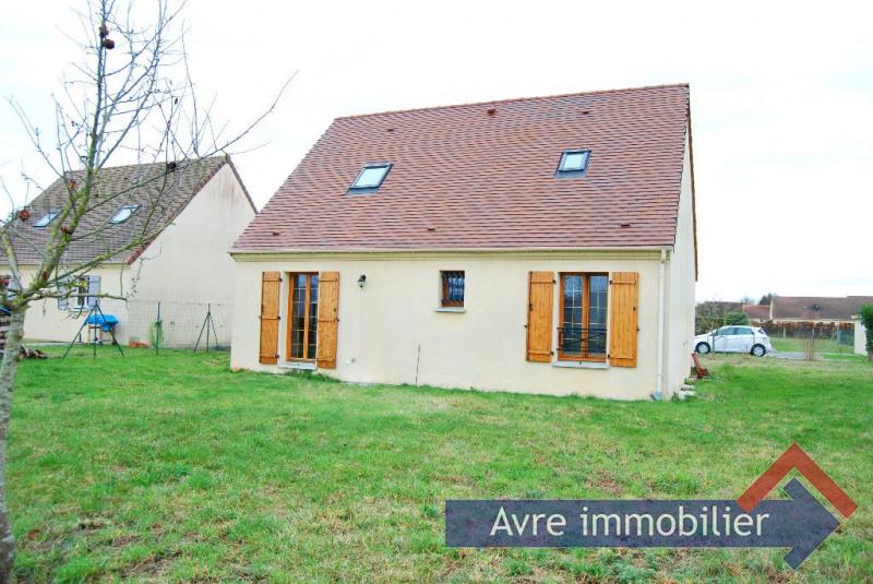Sale house / villa Verneuil d'avre et d'iton 168500€ - Picture 4