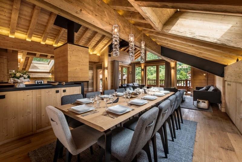 Deluxe sale house / villa Meribel 3950000€ - Picture 2