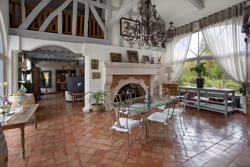 Venta de prestigio  casa Beauvais 954000€ - Fotografía 4
