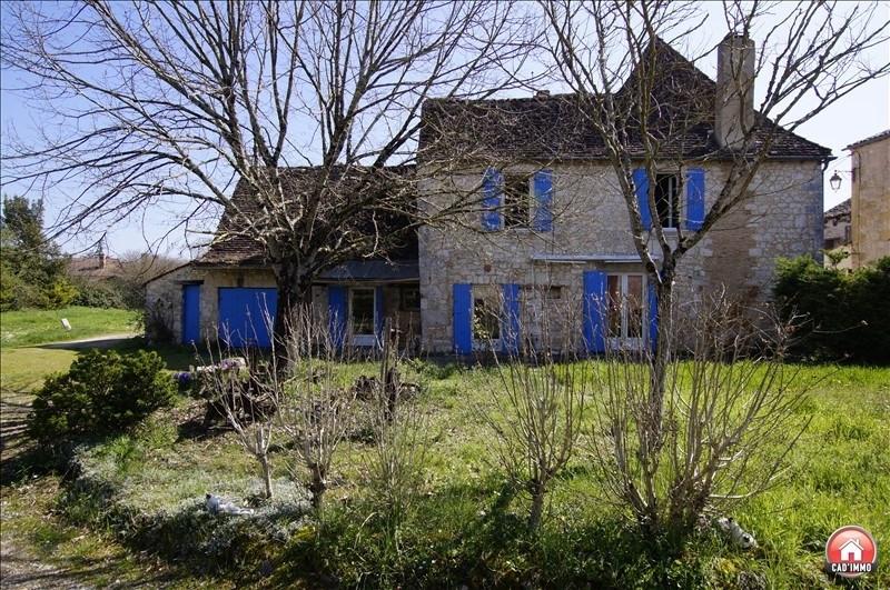 Vente maison / villa St aubin de lanquais 181500€ - Photo 1