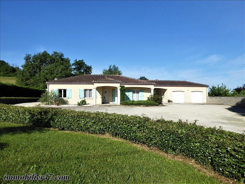 Vente maison / villa Ste livrade sur lot 318000€ - Photo 2