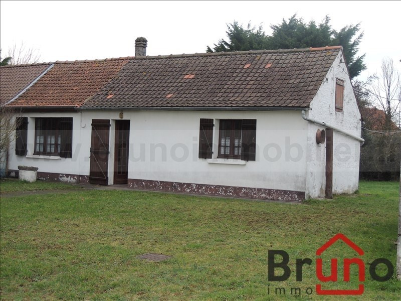 Vente maison / villa Le crotoy 123000€ - Photo 2