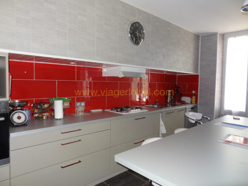 Vendita nell' vitalizio di vita casa Durban-corbières 32000€ - Fotografia 2