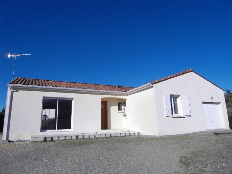 Location maison / villa St laurent de cognac 659€ CC - Photo 1