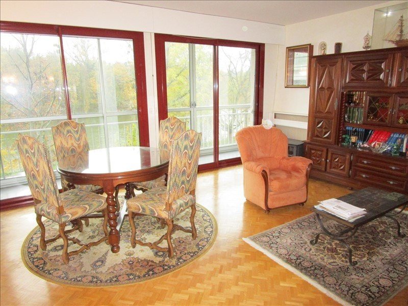 Sale apartment Le pecq 440 000€ - Picture 1