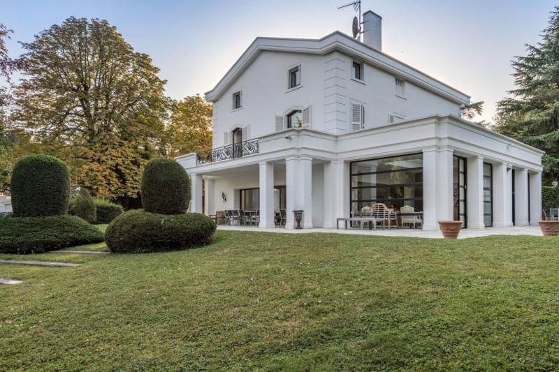 Deluxe sale house / villa Champagne au mont d'or 2990000€ - Picture 1