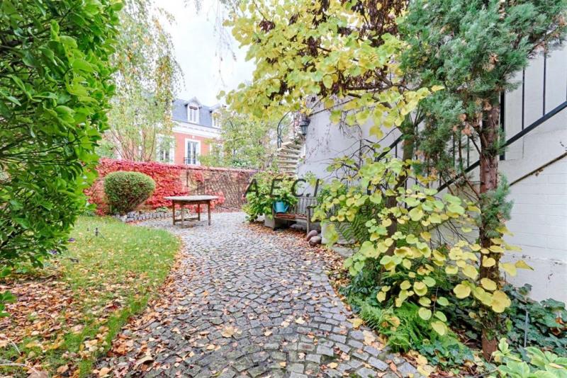 Vente de prestige maison / villa Asnières-sur-seine 1260000€ - Photo 8