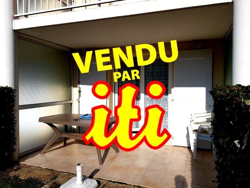 Sale apartment Chateau d'olonne 101550€ - Picture 1