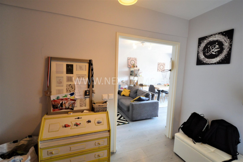 Vendita appartamento Menton 260000€ - Fotografia 7