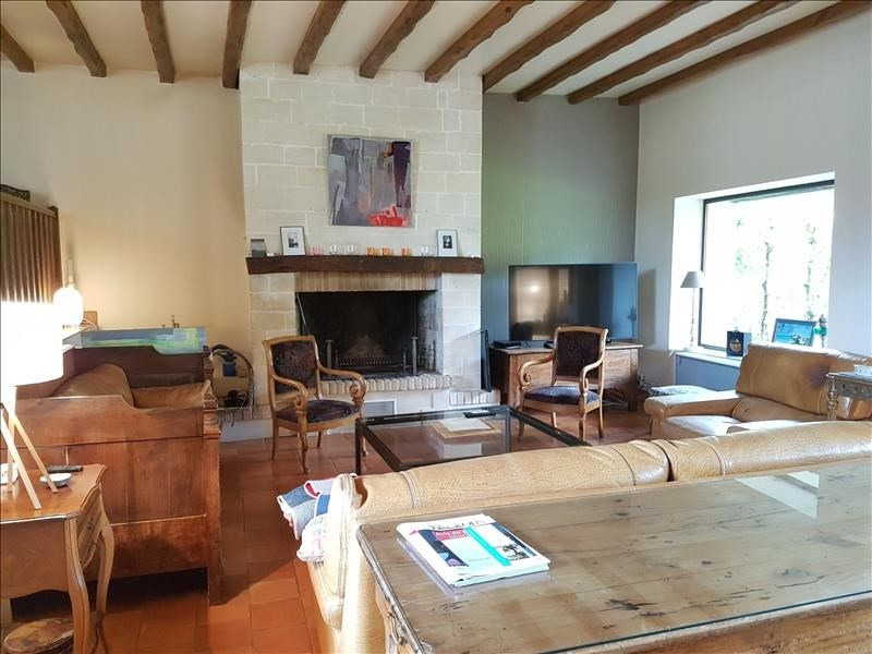 Sale house / villa Vallangoujard 497000€ - Picture 6