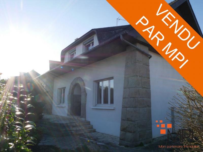 Sale house / villa Mordelles 311400€ - Picture 1