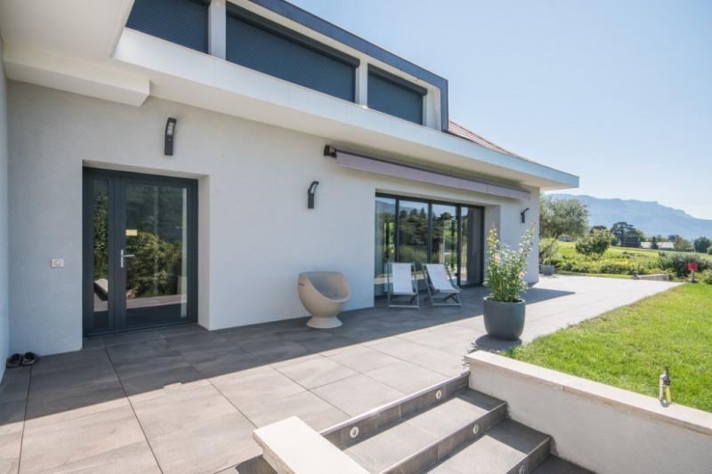 Deluxe sale house / villa Brison saint innocent 1299000€ - Picture 2