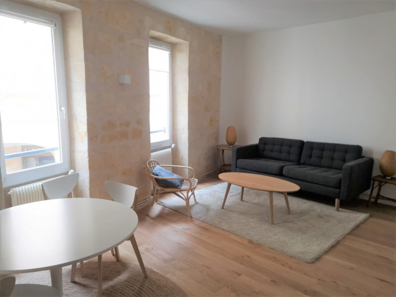 Location appartement Bordeaux 1 280€ CC - Photo 1