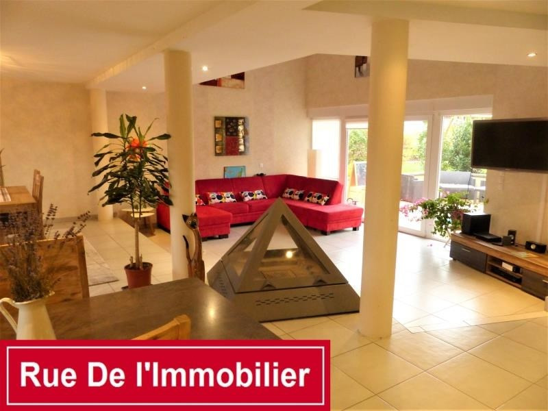 Vente maison / villa Ingwiller 316 500€ - Photo 1