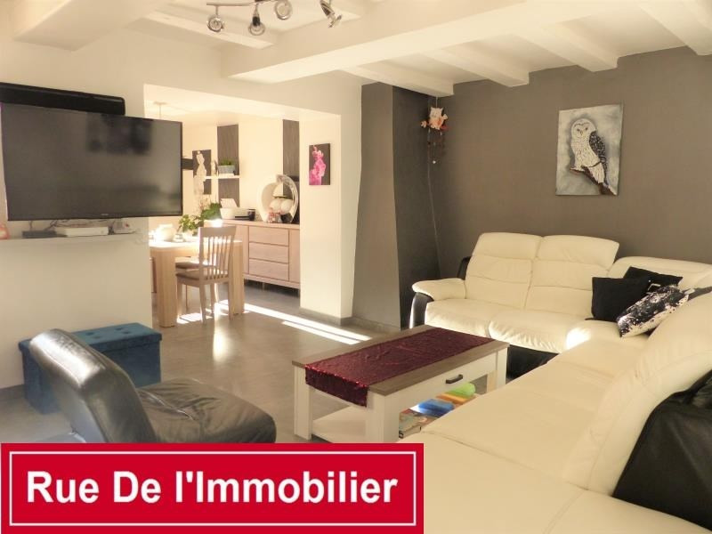 Vente maison / villa Bouxwiller 159 700€ - Photo 1