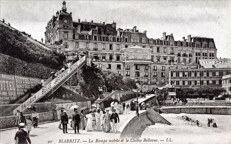 Revenda residencial de prestígio casa Biarritz 2500000€ - Fotografia 2