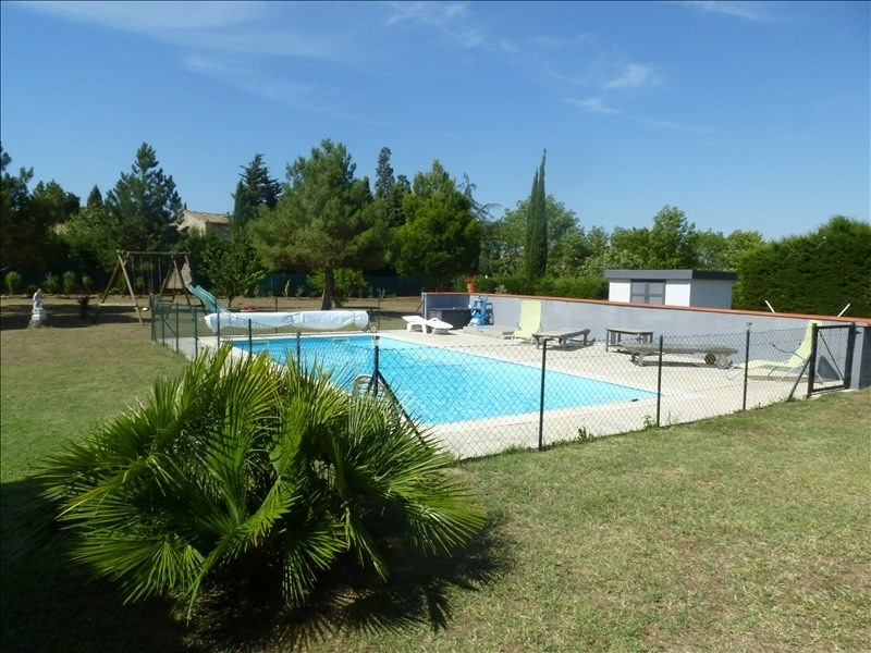 Vente maison / villa Fanjeaux 367000€ - Photo 2