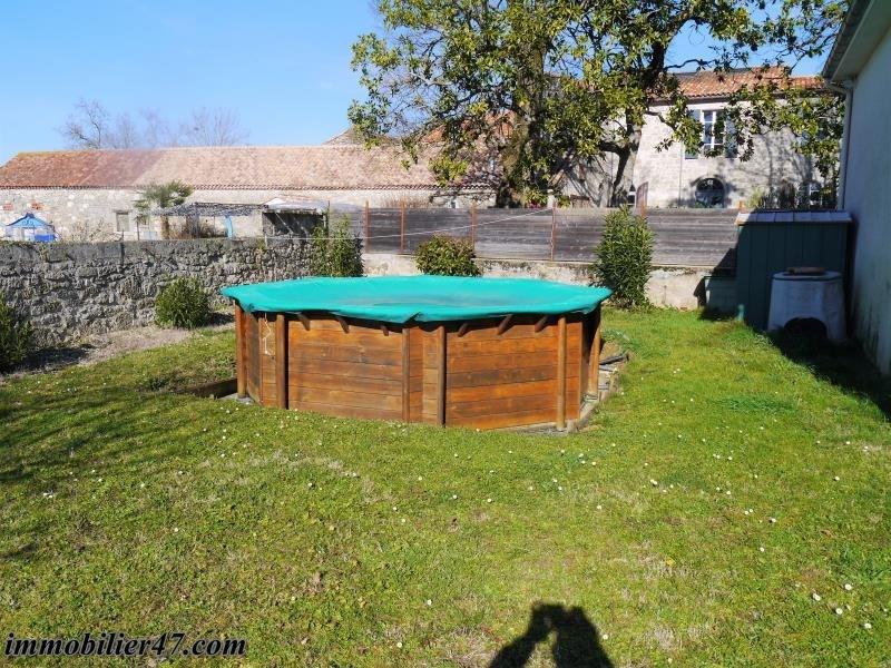 Sale house / villa Lusignan petit 189900€ - Picture 12
