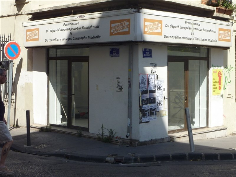 Location local commercial Marseille 1er 667€ HT/HC - Photo 1