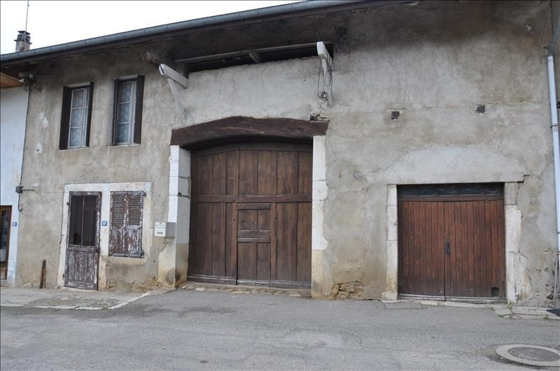 Vente maison / villa Proche izernore 99000€ - Photo 1