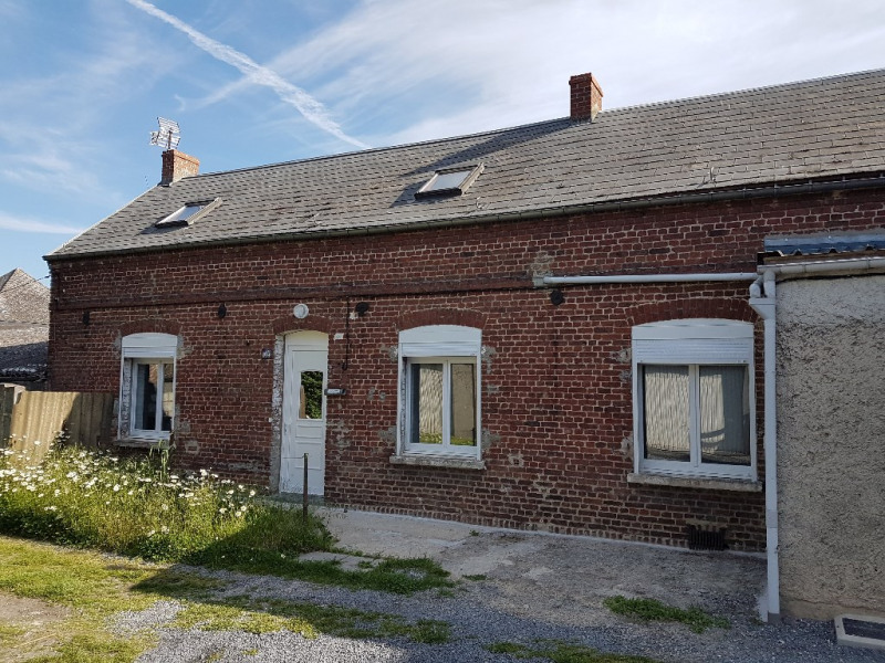Location maison / villa Beauvois en cambresis 504€ CC - Photo 1