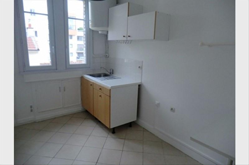 Rental apartment Vanves 736€ CC - Picture 3