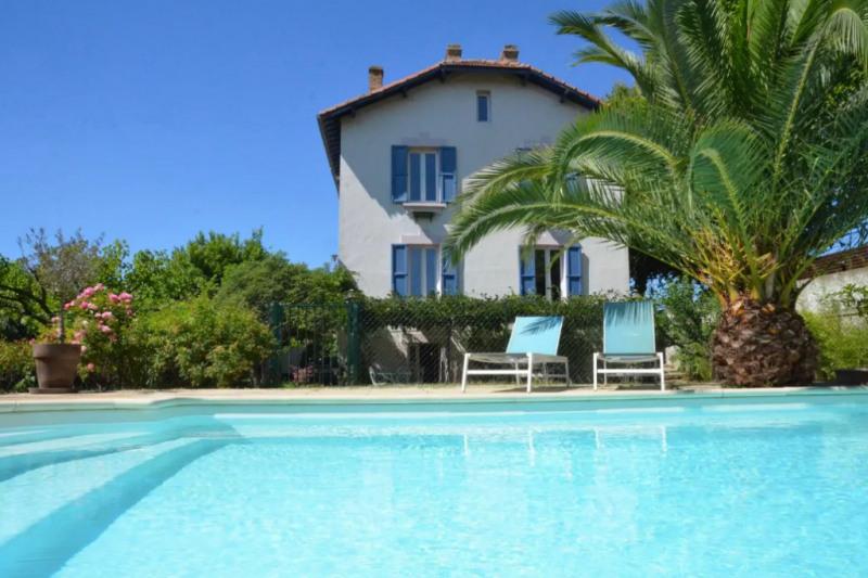 Sale house / villa Generac 399000€ - Picture 1