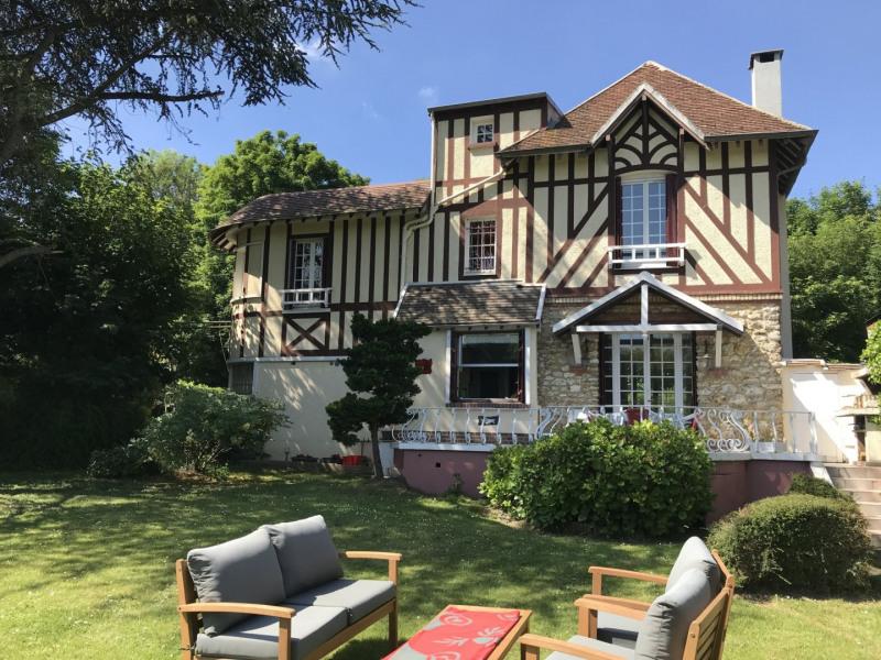 Vente maison / villa Villennes sur seine 815000€ - Photo 1