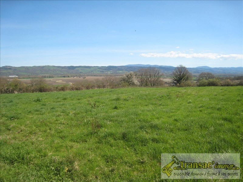 Vente terrain St sylvestre pragoulin 39 600€ - Photo 1