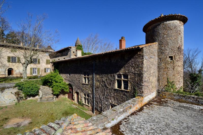 Vente de prestige château Condrieu 960000€ - Photo 1