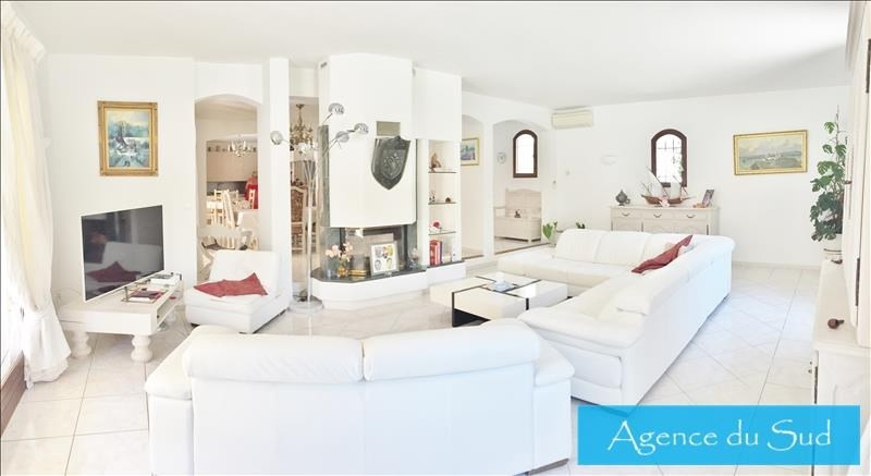Vente de prestige maison / villa Gemenos 639800€ - Photo 4