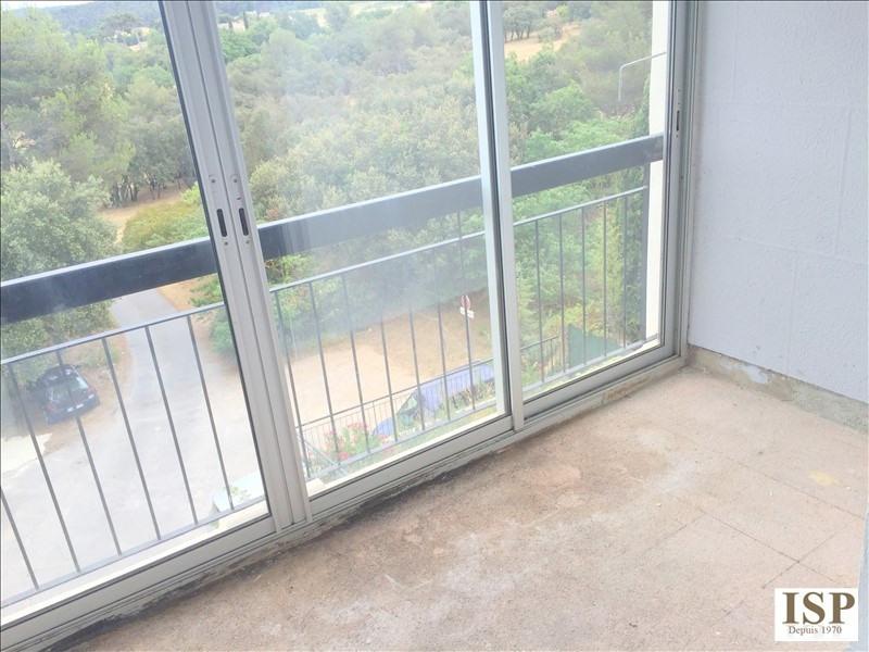 Rental apartment Les milles 530€ CC - Picture 4