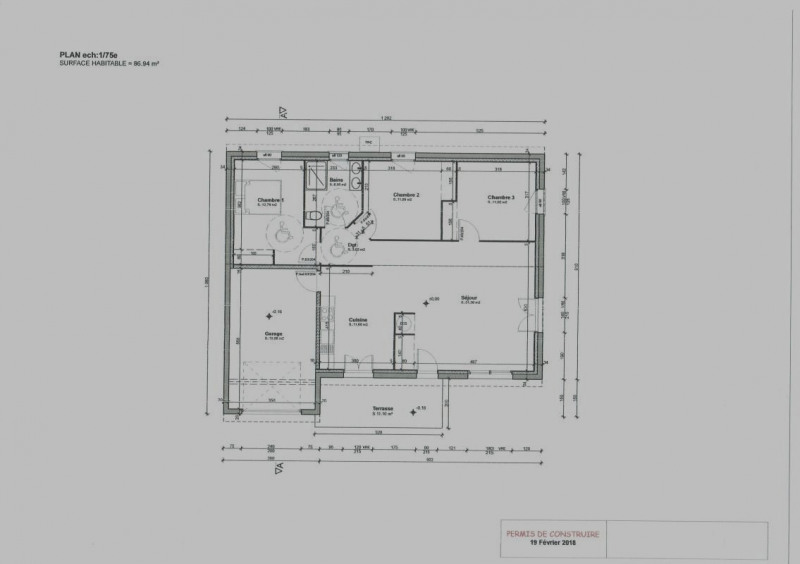 Rental house / villa Laveyron 850€ +CH - Picture 2